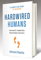 hardwired humans okeeffe andrew