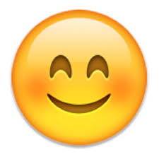Emoji happy smiles